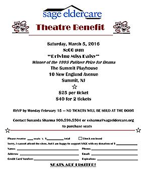 Brochure | Theater Night 2016