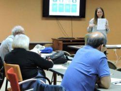 Elyse Drucker, SAGE Eldercare SHIP Medicare counseling